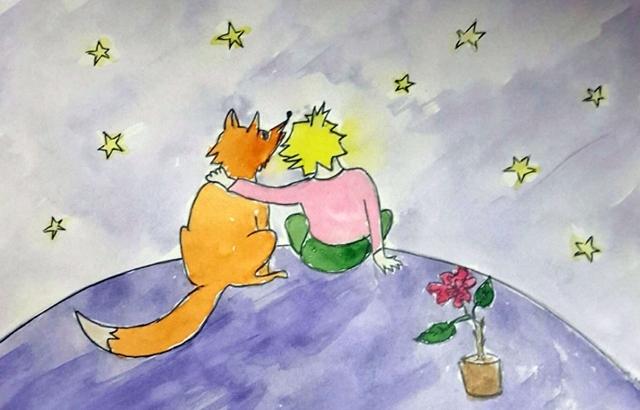 Маленький принц - краткое содержание сказки Экзюпери