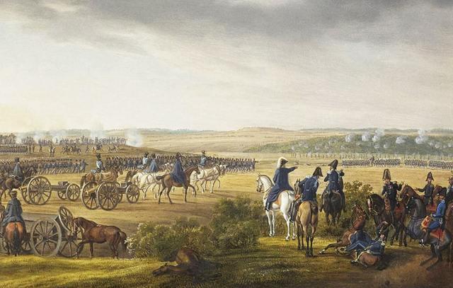 Бородинская битва 1812 краткое содержание