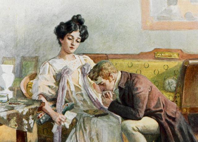 Сочинение Береги платье снову, а честь смолоду