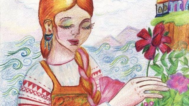 Аленький цветочек - краткое содержание сказки Аксакова