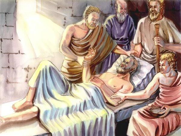 Гиппократ - сообщение доклад