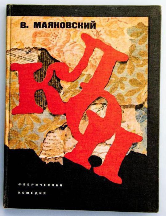 Краткое содержание произведений Маяковского