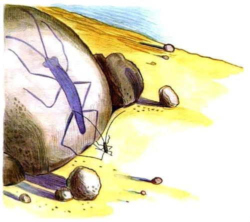 Тараканище - краткое содержание сказки Чуковского