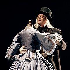 Золото Рейна - краткое содержание оперы Вагнера