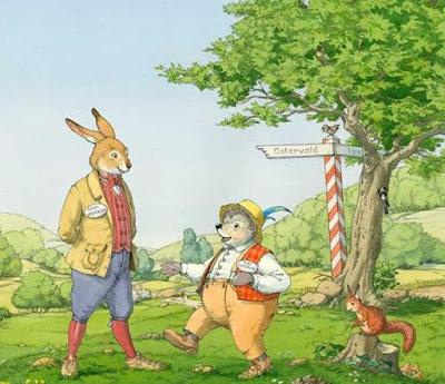 Заяц и еж - краткое содержание сказки гримм - Методический ...