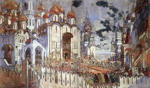 Борис Годунов - краткое содержание оперы Мусоргского
