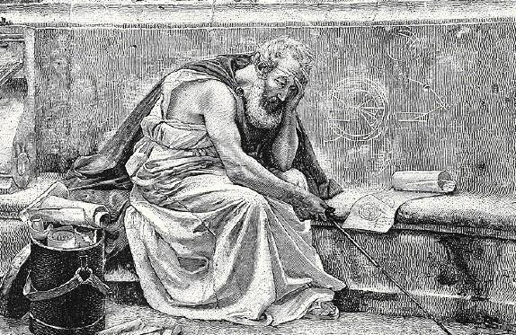 Эратосфен - доклад сообщение