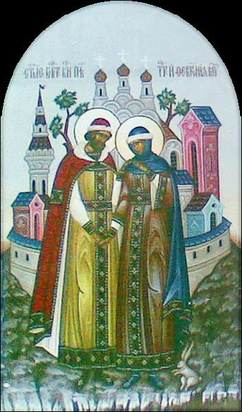 Повесть о Петре и Февронии Муромских - краткое содержание