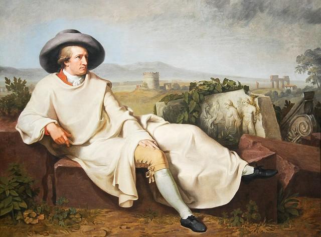 Жизнь и творчество Иоганна Гёте