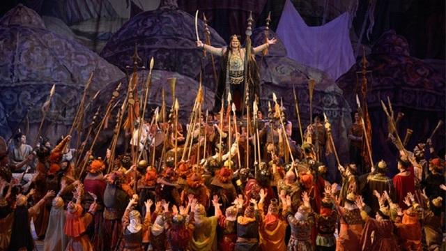 Князь Игорь - краткое содержание оперы Бородина