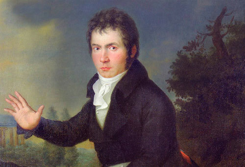 Сочинение Мой любимый композитор (Моцарт, Бетховен)