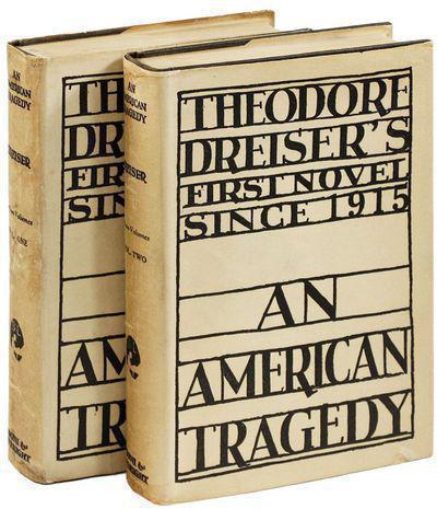 Американская трагедия - краткое содержание романа Драйзера