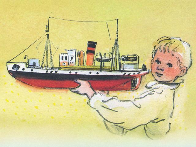 Белый пароход - краткое содержание Айтматов