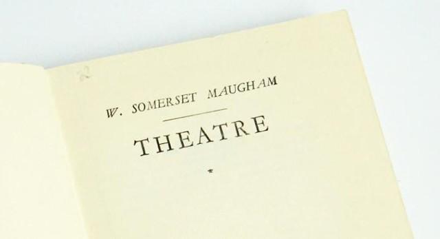 Театр - краткое содержание романа Моэм