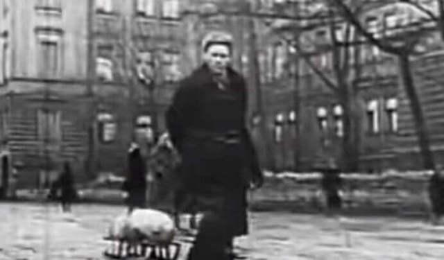 Блокада Ленинграда - сообщение доклад
