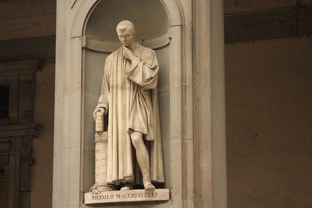 Государь - краткое содержание книги Макиавелли
