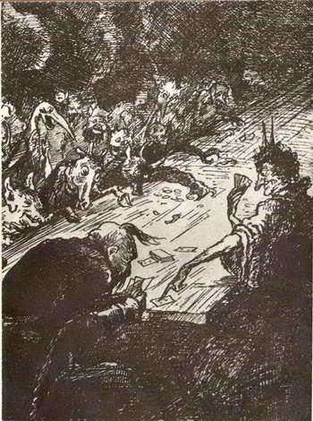 Пропавшая грамота - краткое содержание повести Гоголя