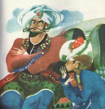 Краткое содержание сказок Гауфа