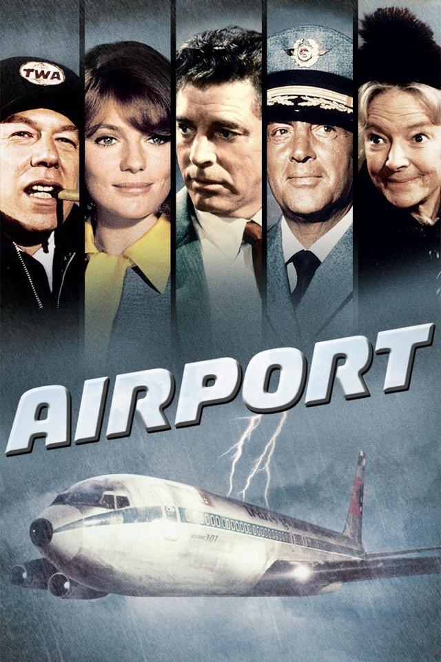 Аэропорт - краткое содержание рассказа Хейли
