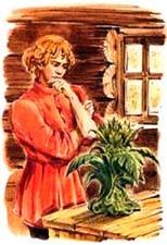 Каменный цветок - краткое содержание Бажов