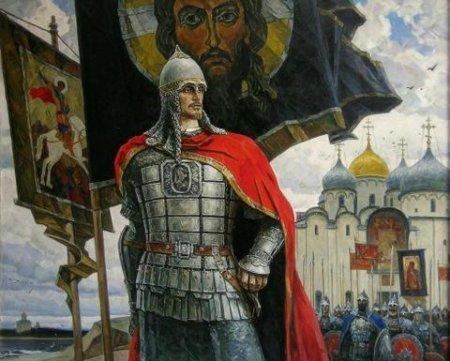 Житие Александра Невского - краткое содержание