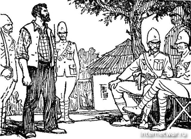 Краткое содержание Буссенар Капитан Сорви-голова