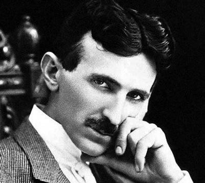 Никола Тесла - доклад сообщение (3, 7 класс)