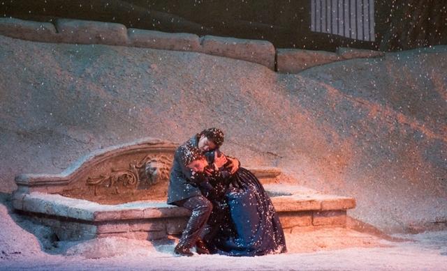 Богема - краткое содержание оперы Пуччини