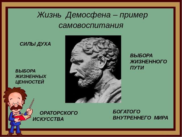 Примеры самовоспитания из литературы
