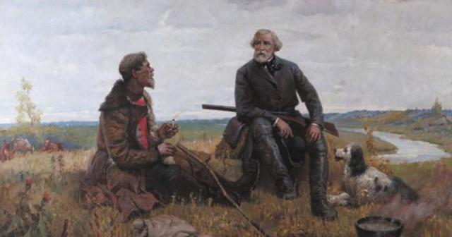 Анализ рассказа Контора Тургенева
