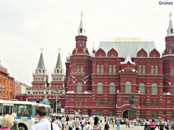 Сочинение Красная площадь в Москве
