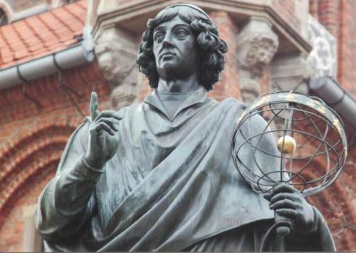 Николай Коперник - доклад-сообщение