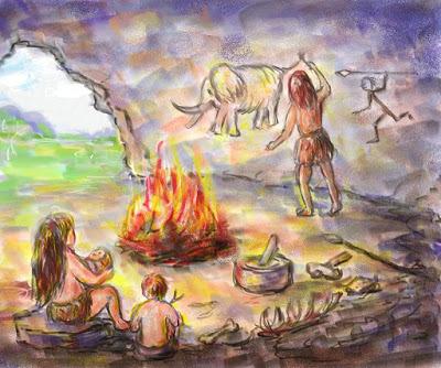 Жизнь первобытных людей - доклад сообщение