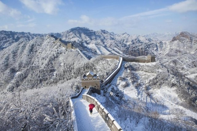 Доклад на тему Великая Китайская стена 3, 4, 5 класс сообщение по история