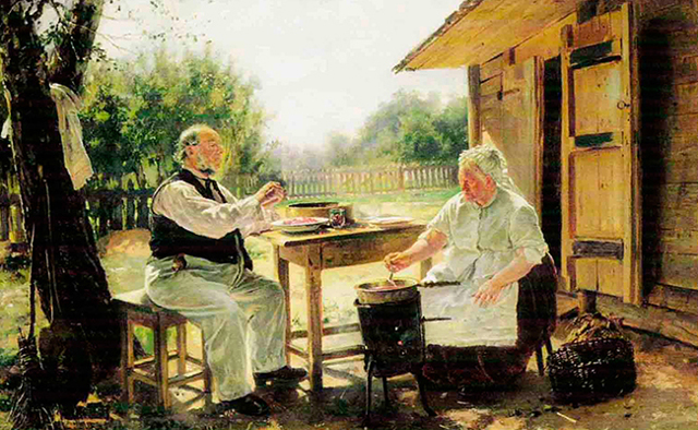 Миргород - краткое содержание сборника Гоголя
