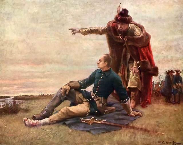 Полтава - краткое содержание поэмы Пушкина
