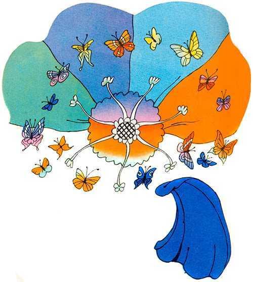 Цветик-семицветик - краткое содержание сказки Катаева