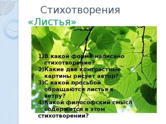 Анализ стихотворения Тютчева С поляны коршун поднялся 6 класс
