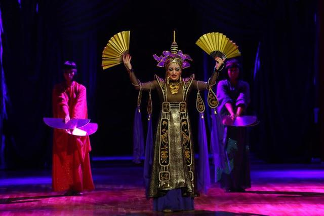 Принцесса Турандот - краткое содержание оперы Пуччини
