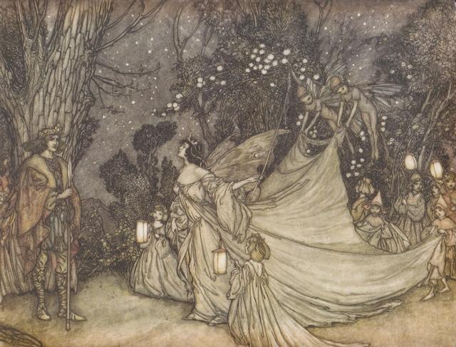 Сон в летнюю ночь - краткое содержание комедии Шекспира