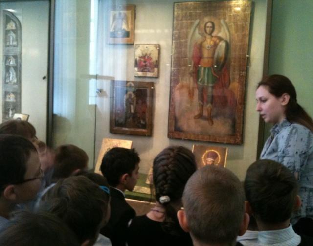 Сочинение Экскурсия и поход в музей