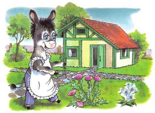 Мафин печет пирог - краткое содержание сказки Энн Хогарт
