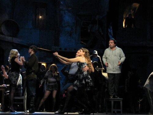 Любовный напиток - краткое содержание оперы Доницетти