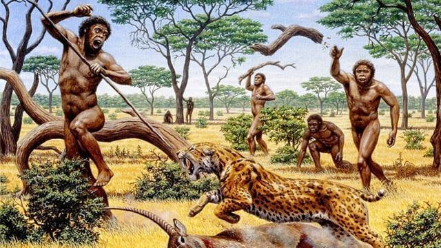 Доклад Как жили древние люди 5 класс (сообщение)