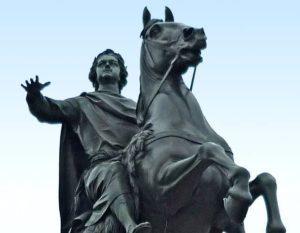 Медный всадник - краткое содержание поэмы Пушкина