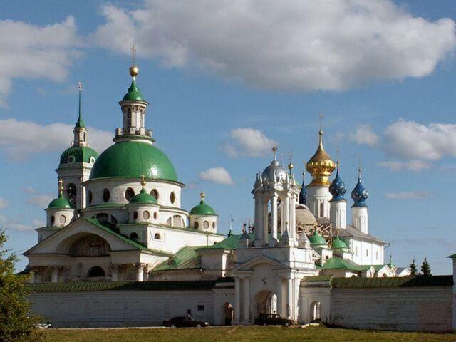 Сообщение Города Золотого кольца России (доклад 3 класс)
