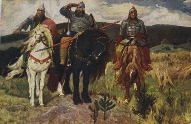 Художественные особенности русских былин сочинение по русской литературе 7 класс