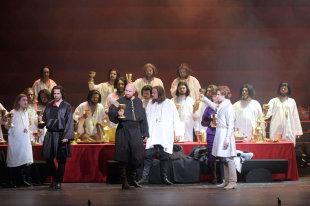 Макбет - краткое содержание Оперы Верди по актам