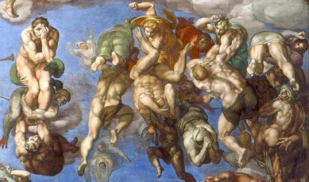 Микеланджело Буонарроти - доклад сообщение