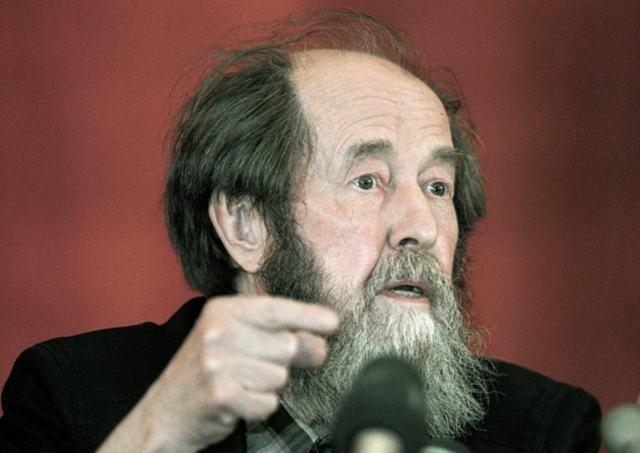 Жизнь и творчество Александра Солженицына